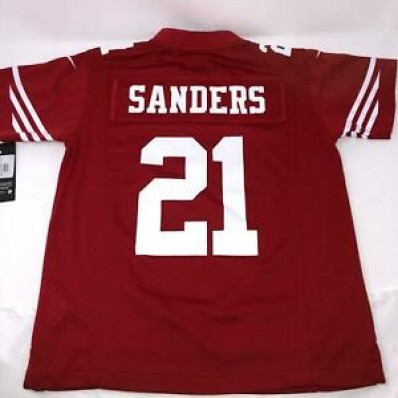 49ers 21 jersey