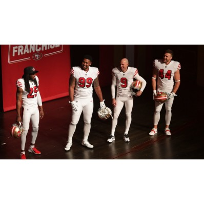 49ers throwback jersey