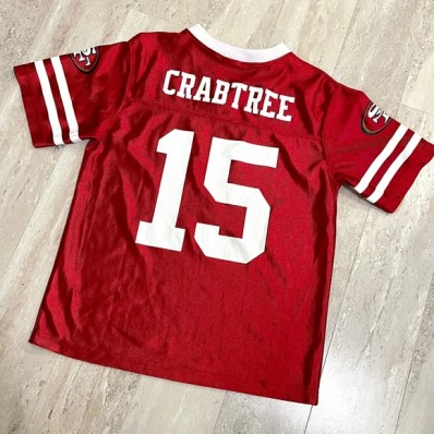 crabtree youth jersey