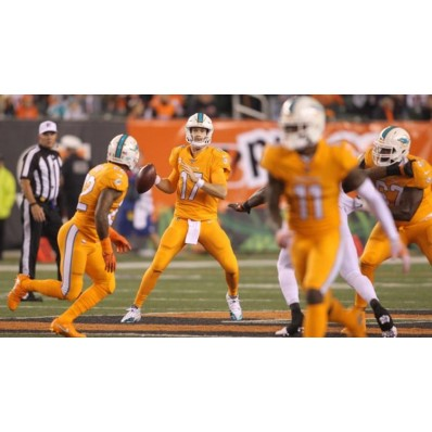 dolphins color rush jersey