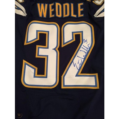 eric weddle authentic jersey