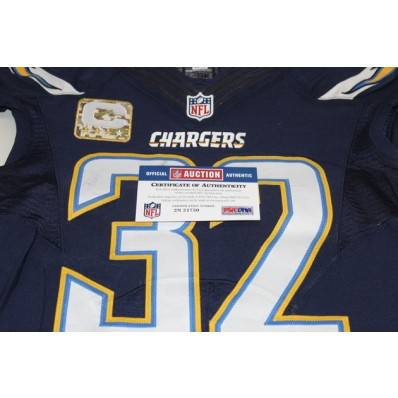 eric weddle chargers jersey