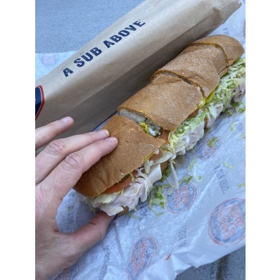 jersey mike's giant sub