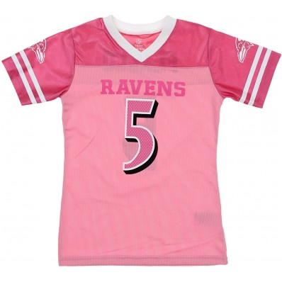 pink flacco jersey