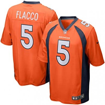 red flacco jersey