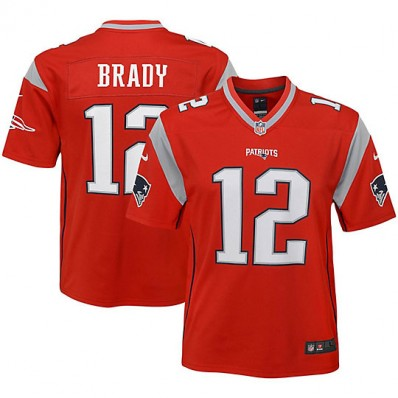 red youth patriots jersey