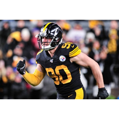 steelers color rush jersey