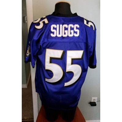 terrell suggs stitched jersey