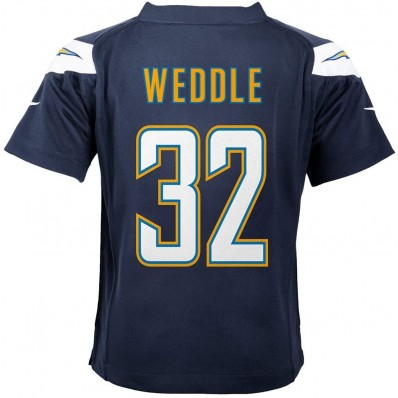 weddle chargers jersey